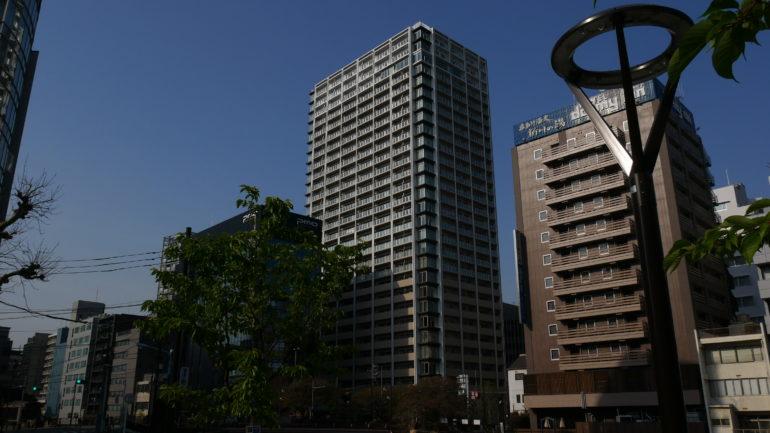 中央区新川二丁目計画新築工事