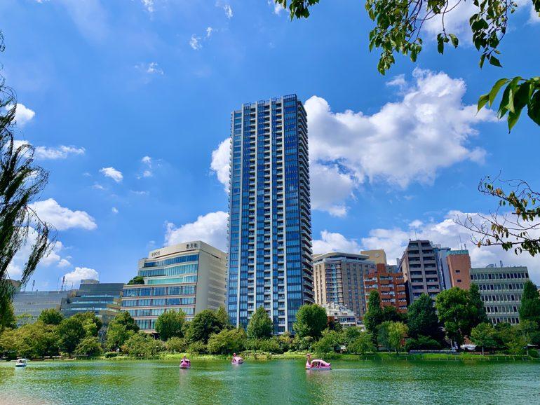 上野池之端プロジェクト新築工事