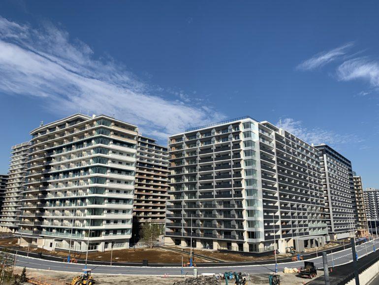 晴海五丁目西地区第一種市街地再開発事業5-6街区(東京オリンピック選手村)
